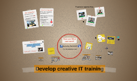 Develop IT training