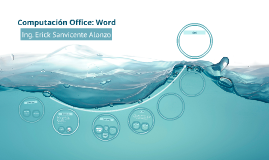 Computación Office: Word
