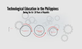 Technological Education in the Philippines