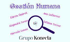 Copy of Gestión Humana
