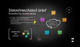 N501-Update Concept Analysis: Disenfranchised Grief