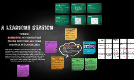 A learning station