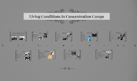 Living Conditions in Concentration Camps
