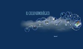 Copy of EL CICLO HIDROLOGICO