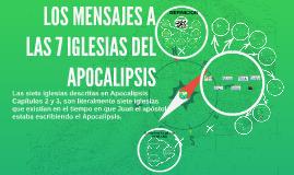 Copy of Apocalipsis (2) Las 7 iglesias