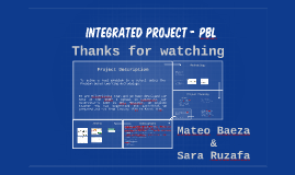 Integrated project - pbl