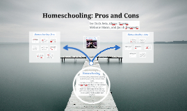 Homeschooling: Pros and Cons