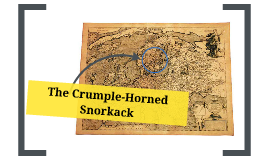 Crumple-Horned Snorkack