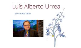 Luís Alberto Urrea