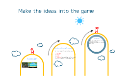 Making the ideas into the game
