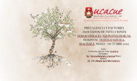 PREVALENCIA Y FACTORES ASOCIADOS DE INFECCIONES NOSOCOMIALES