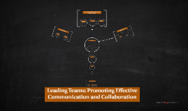 Leading Teams: Promoting Effective Communication and Collabo