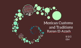 Mexican Customs and Traditions