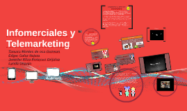 Copy of Infomerciales y Telemarketing