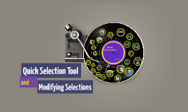 Modifying Selections