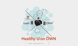 Healthy U on OWN
