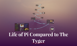 Life of Pi Compared to The Tiger