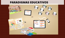 Copy of PARADIGMAS EDUCATIVOS