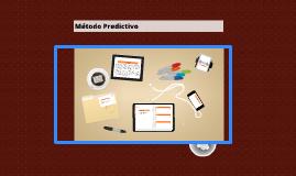 Metodo Predictivo