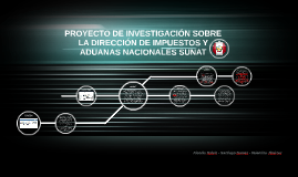 PROYECTO DE INVESTIGACIÓN SOBRE LA DIRECCIÓN DE IMPUESTOS Y