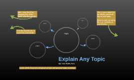 Copy of Explain Any Topic