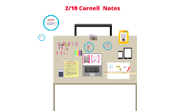 2/10 Cornell Notes