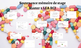 Soutenance Master 2 LEA RCI