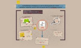 Résultats thèse - 30 min - La facilitation stratégique