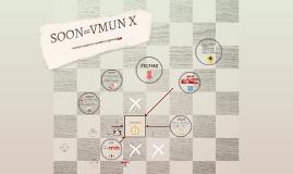 SOON=VMUN X
