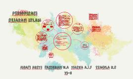Copy of Periodisasi sejarah islam