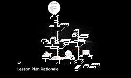 Lesson Plan Rationale