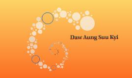 Daw Aung Suu Kyi
