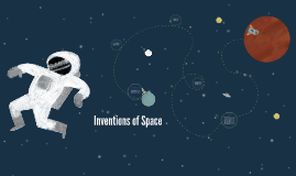 Inventions of Space