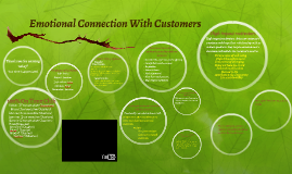 Emotional Connection W/ Customers