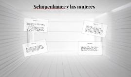 Schopenhauer y las mujeres