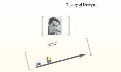 Theory of Design - Konstruktivismus