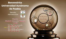 Copy of Derecho Administrativo
