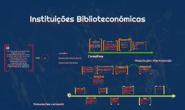 Instituições biblioteconômicas
