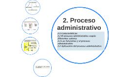 Proceso administrativo expo