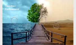 Timeline: Environment