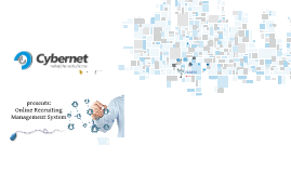 Online Recruiting System - Cybernet