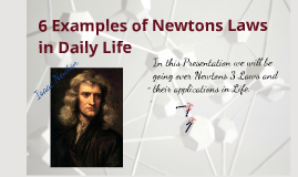6 examples of newtons laws in daily life by john doe on prezi