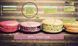 WPU Food Club