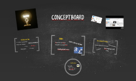 CONCEPTBOARD Virtual whiteboard