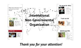 NGO Presentation