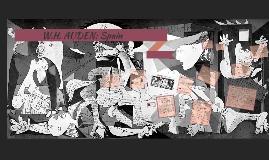 Copy of Spain, WH Auden