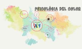 PSICOLÓGIA DEL COLOR