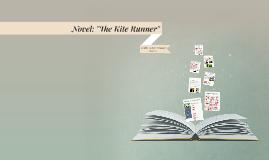 """Novel: """"The Kite Runner"""""""