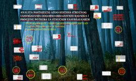 Analiza - prva komponenta IPA AZOO