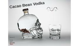 Cacao Bean Vodka